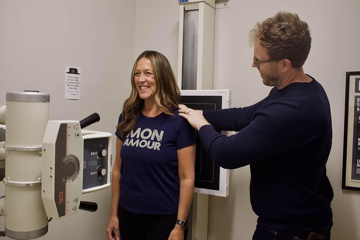 chiropractor wyoming chiropractor holland xray