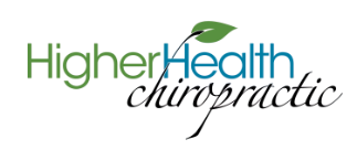 Chiropractor Wyoming, MI – Higher Health Chiropractic Logo