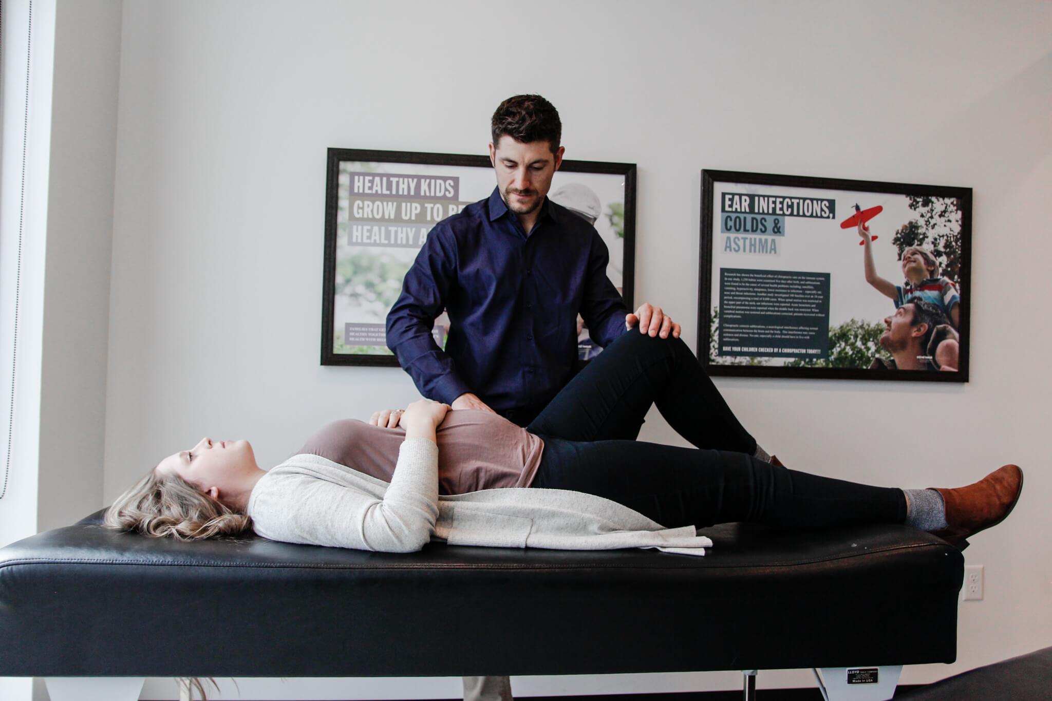 Chiropractic Pregnancy Care — Higher Health Chiropractic